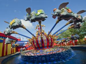 Walt Disney World Rides