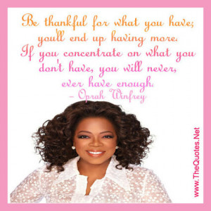 Oprah Winfrey : Inspiration Quote - TheQuotes.Net | Image Motivational ...