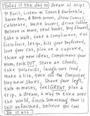 DO IT ALL THIS SUMMER !!