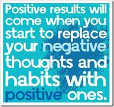 How to Remove negative thoughts.