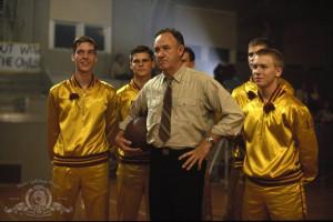 Still of Gene Hackman in Hoosiers (1986)
