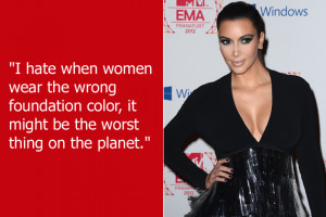 We would like to argue that Kim Kardashian , not foundation misuse, is ...