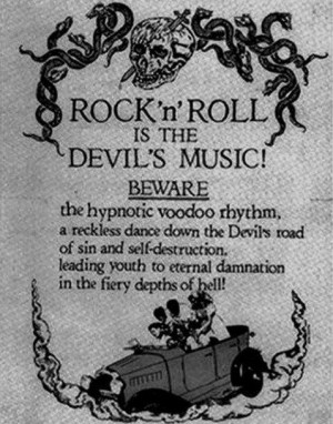 The Devil Has the Best Tunes (Part 3): The Roll and Thump of the ...