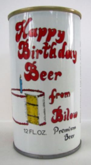 Happy Birthday Beer Index