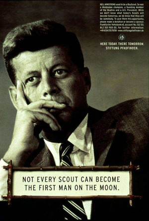John F. Kennedy Famous Quotes