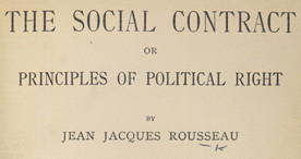 Jean-Jacques Rousseau - The Social Contract