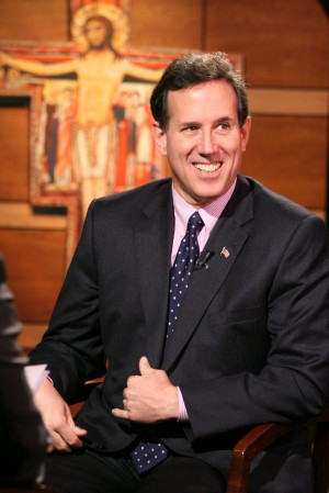 Rick Santorum Time Magazine