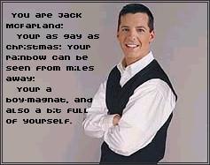 Jack McFarland Solomente Jack ;)