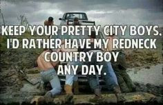 County boys don't care to get dirty More