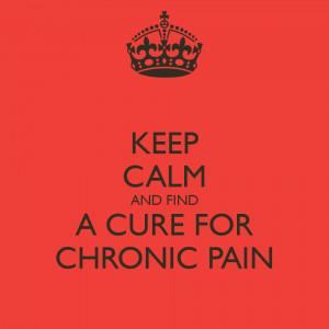 Chronic Back Pain Quotes Chronic pain awareness