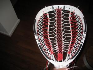 Thread: goalie head stringing contest