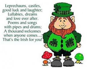 Examples of Funny Irish Phrases in Jokes