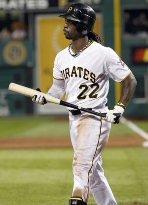 ... places Andrew McCutchen as the NL's best asset at the moment