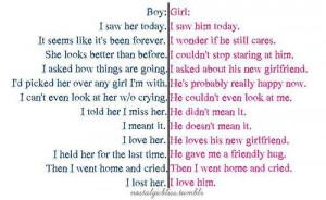 boy and girl, love, makes me wanna cry, sad story, talk, yyy