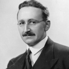 Born: May 8, 1899 Died: March 23, 1992 Occupation: Economist