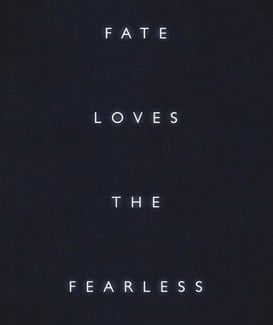 Fate quotes, best, meaning, sayings, love, fear