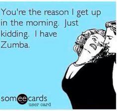 Zumba!!! More