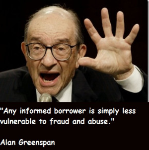... fcc # alan greenspan # borrowing # finance # jewish # money # quotes