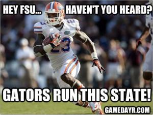 florida gators vs fsu seminoles meme