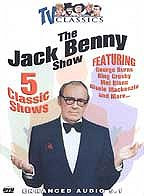 Jack Benny Show, The - 5 Classic Shows (1950)