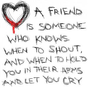 Cute Friendship Quotes, Inspiring Friends Poems, Motivational ...