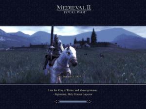 Medieval II: Total War Windows Best.Quote.Ever.