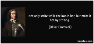 More Oliver Cromwell Quotes