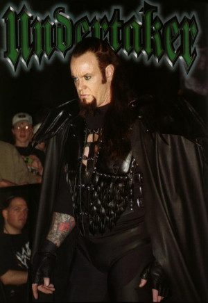 Undertaker has been added to these lists: