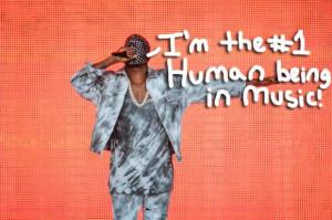 Imagine a world without Kanye West !