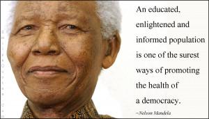 Nelson Mandela Quotes Nelson mandela quotes