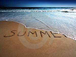 Good-bye Summer!