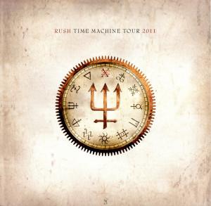 Rush Time Machine Tour Book