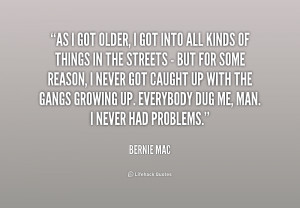 Bernie Mac Stand Up Quotes