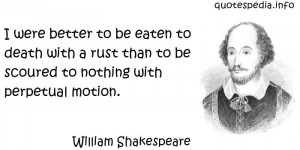 Famous quotes reflections aphorisms - Quotes About Death - I were ...