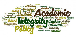 Academic Integrity & Jerseys