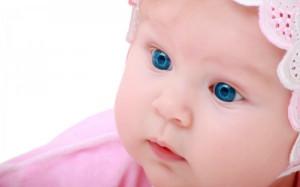 Beautiful princess baby