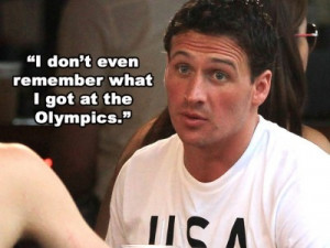 Jeah! Our 10 Favorite Ryan Lochte Quotes