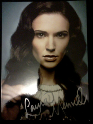 Laura Mennell Photo...