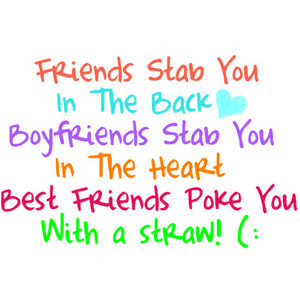 Best Friend Quote Clipped By;; Caitlin (: USE.