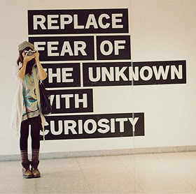 Curiosity Quotes & Sayings