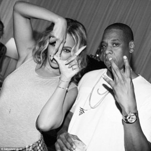 Beyoncé et Jay-Z, les photos anti-rumeurs