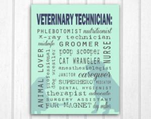 Veterinary Technician Definitions P rint ...