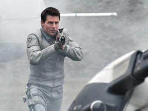 Tom Cruise Blasts '42' Into 'Oblivion'—Here's Your Box-Office ...