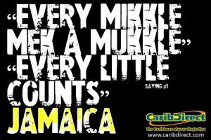 Jamaican Sayings