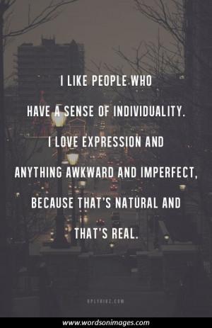 Individualism quotes