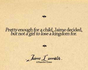 Jaime Quotes - jaime-lannister Fan Art