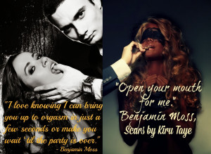 ... ado i give you some of my favourite benjamin quotes and a teaser