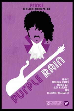 Christian Garland Purple Rain