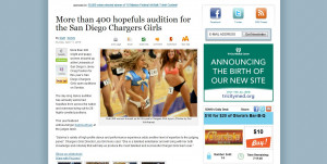 Sabrina Bryan: Interview And Pictures Of Her Judging The Charger Girls ...