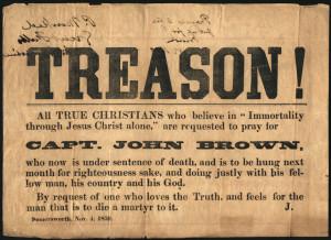John Brown Revolt Against Slavery
